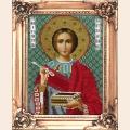 """Набор для вышивания бисером ВЫШИВАЕМ БИСЕРОМ """"Великомученик и целитель Пантелеймон"""""""