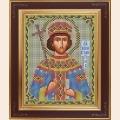 """Набор для вышивания бисером GALLA COLLECTION """"Св. Константин"""""""