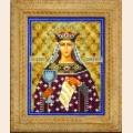 """Набор для вышивания бисером ВЫШИВАЕМ БИСЕРОМ """"Святая Великомученица Варвара"""""""