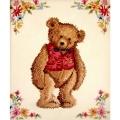 """Набор для вышивания нитками Classic Design """"Мистер Тедди"""""""