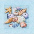 """Набор для вышивания нитками Classic Design """"Дары моря"""""""