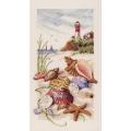 """Набор для вышивания нитками Classic Design """"Морские сокровища"""""""