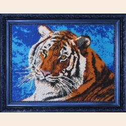 "Набор для вышивания бисером BUTTERFLY ""Тигр"""