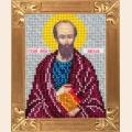 """Набор для вышивания бисером ВЕРТОГРАДЪ  """"Святой Апостол Павел"""""""