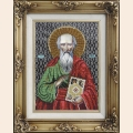 """Набор для вышивания бисером ВЫШИВАЕМ БИСЕРОМ """"Св.Апостол Павел"""""""