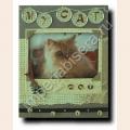 Фоторамка декорированная JX-L 094 мy cat