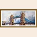 """Набор для вышивания бисером НОВА СЛОБОДА """"Легендарный лондонский мост"""""""