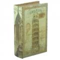 """Шкатулка-книга """"Пизанская башня"""""""