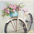 """Схема для вышивания бисером ТЕЛА АРТИС """"Любимый велосипед"""""""