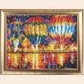 """Набор для вышивания бисером BUTTERFLY """"Воздушные шары"""""""