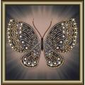 """Набор для вышивания бусинами RK Larkes """"Бабочка"""""""