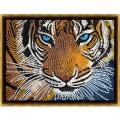 "Рисунок на ткани RK Larkes ""Взгляд тигра"""