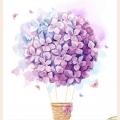 """Схема для вышивания бисером ТЕЛА АРТИС """"Цветочные мечты"""""""