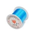 Леска для бисера Д-0,3 100м цв.голубой