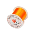 Леска для бисера Д-0,3 100м цв.оранжевый