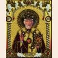"""Набор для вышивания хрустальными бусинами Хрустальные Грани """"Образ Святого Николая """"Чудотворца"""""""