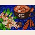 """Набор для вышивания бисером MAGIK CRAFT """"HOT DRINKS"""""""