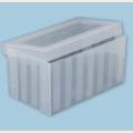 Коробка для шв. принадл. пластик ОМ-103 СК прозрачная