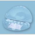 Коробка для шв. принадл. пластик ОМ-152 СК прозрачная