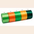Набор атласных лент TBY №01 50 мм МИКС уп.5х27,4м (018,020,034,043,045)