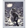 """Набор для вышивания бисером BUTTERFLY """"Лунный кот"""" *"""