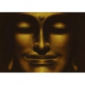 Алмазная вышивка квадратными камнями ГРАННИ «Будда»