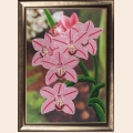 """Набор для вышивания бисером BUTTERFLY """"Орхидеи"""""""
