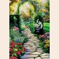 """Набор для вышивания бисером А.ТОКАРЕВА """"Райский сад"""""""