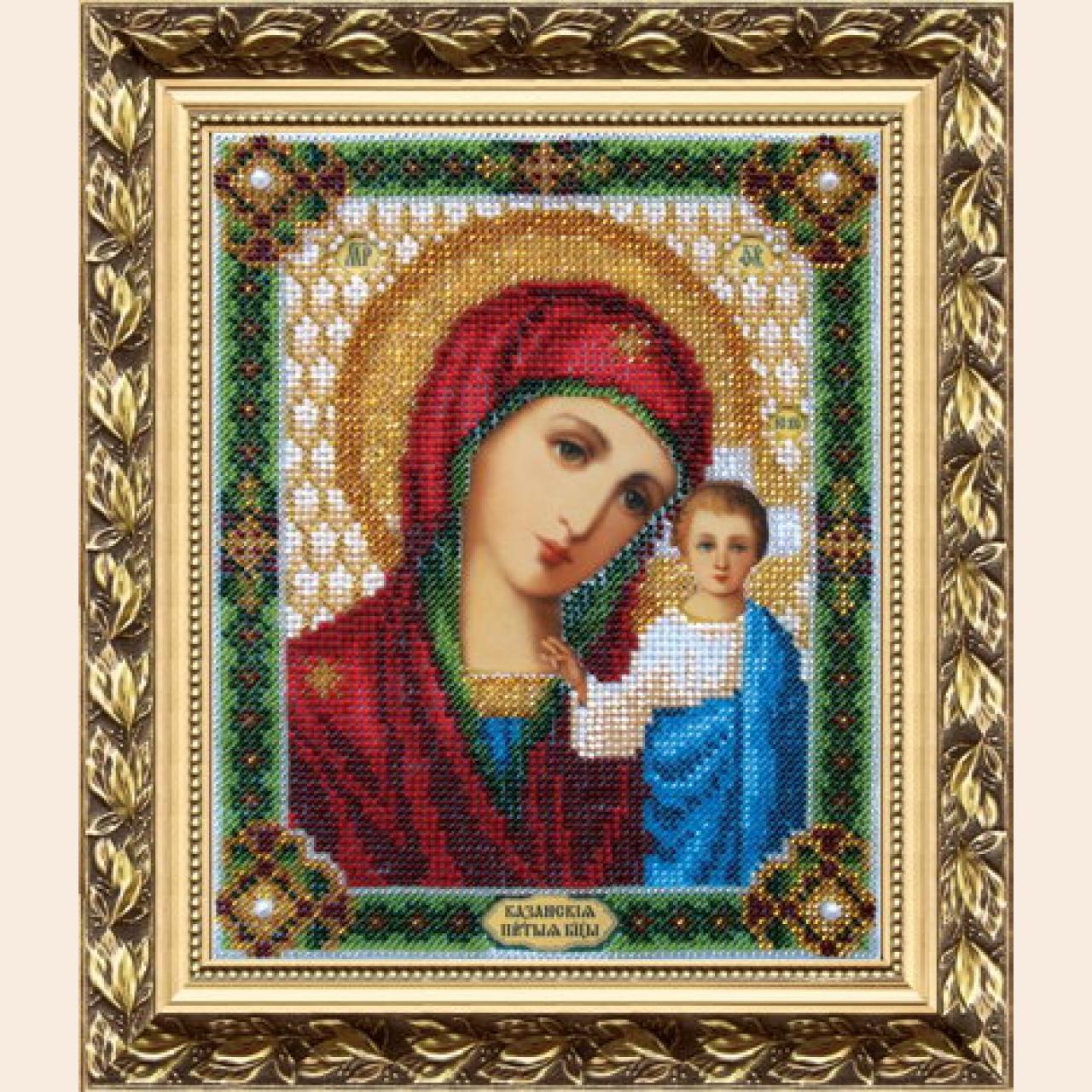 Фото: Купить икону вышитую бисером. .  Ручные изделия, товары для творчества, Киев и область, Киев, цена.