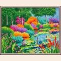 Алмазная вышивка камнями Color KIT «Райский сад»