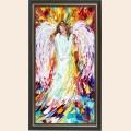 Алмазная вышивка камнями Color KIT «Ангел»