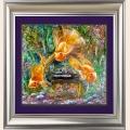 Алмазная вышивка камнями Color KIT «Подводное царство»