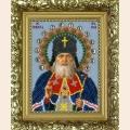 """Набор для вышивания бисером с Рамкой(багет) """"Святой Лука"""""""