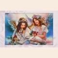 """Набор для вышивания бисером ASTREA ART """"Два ангела"""""""