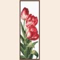 """Набор для вышивания нитками ПАЛИТРА """"Тюльпаны"""""""