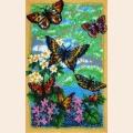 """Набор для вышивания бисером BUTTERFLY """"Порхающие бабочки"""""""