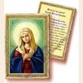 Наборы для декупажа BUTTERFLY Богородица Умиление 9,5х6,5 см