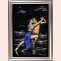 """Набор для вышивания бисером/стразами ТЭЛА АРТИС """"Страстные танцы 2"""""""