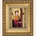 """Набор со стразами ЧАРИВНА МИТЬ """"Икона святой равноапостольной царицы Елены"""""""