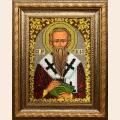 """Набор для вышивания бисером ВЫШИВАЕМ БИСЕРОМ """"Тимофей святой"""""""