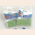 Бисер PRECIOSA 02163 аллебастровый зеленый 50 гр. (№10)