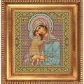 """Набор для вышивания бисером GALLA COLLECTION  Икона Божией Матери """"ВЗЫСКАНИЕ ПОГИБШИХ"""""""
