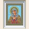 """Набор для вышивания бисером GALLA COLLECTION  Икона Божией Матери """"УМИЛЕНИЕ"""""""
