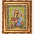 """Набор для вышивания бисером GALLA COLLECTION  Икона Божией Матери """"СПОРУЧНИЦА ГРЕШНЫХ"""""""