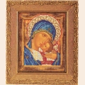 """Набор для вышивания бисером РАДУГА БИСЕРА (Кроше) """"Богородица Умиление 2"""""""