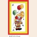 "Набор для вышивания арт.Овен - 037 СР ""Клоун ""Ля"""