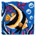 """Набор для вышивания. Ковровая техника PANNA  """"Морское чудо"""""""