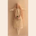 """Набор для изготовления текстильной игрушки 45см """"Angel''s Story""""  Ваниль"""