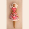 """Набор для изготовления текстильной игрушки 43 см """"Angel''s Story""""  Ваниль"""