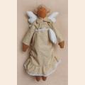 """Набор для изготовления текстильной игрушки 36см """"Angel''s Story""""  Ваниль"""